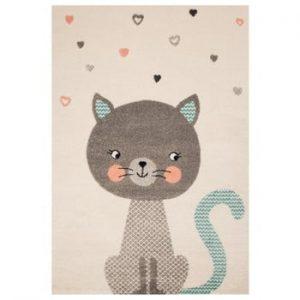 Covor Zala Living Cat, 120 x 170 cm, bej