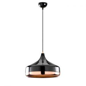 Lustra Opviq lights Yildo, ø 36 cm, negru
