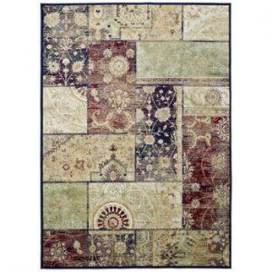 Covor Universal Belga Squares, 100 x 140 cm