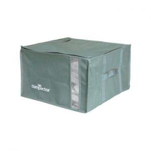 Cutie de depozitare cu vid pentru haine Compactor Green Edition, 125 l