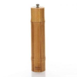 Rasnita pentru sare si piper Bambum Madras, 22 cm