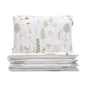 Lenjerie de pat Mumla Forest Bedding Set, 90 x 120 cm