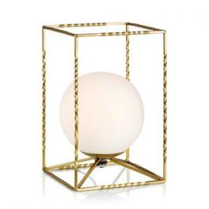 Veioza Markslöjd Eve Table Gold, auriu
