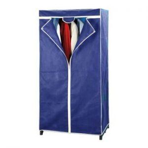Dulap textil Wenko Air, albastru