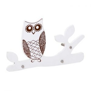 Cuier de perete Mauro Ferretti Owl