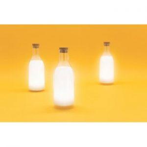 Corp de iluminat sub forma de sticla de lapte Luckies of London Milk