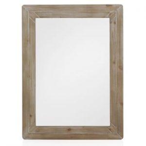 Oglinda de perete Geese Rustico Natura, 60 x 80 cm