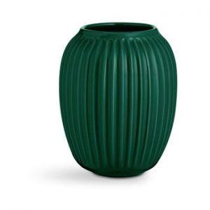 Vaza din ceramica Kähler Design Hammershoi,inaltime 20 cm, verde