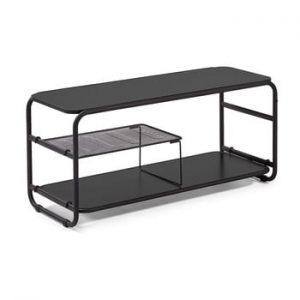 Masa pentru TV La Forma Academy, 98 x 46 cm, negru