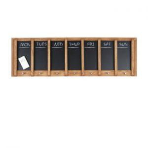 Tablita de perete PT LIVING Wood, 80 x 25 cm