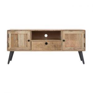 Masa TV din lemn de mango Mauro Ferretti Belgrado