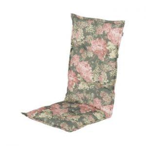 Saltea scaun gradina Hartman Pink Isabel Thick, 123 x 50 cm