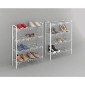 Pantofar cu 8 compartimente Metaltex Shoe