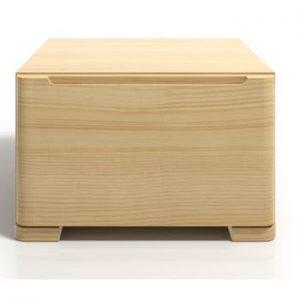 Noptiera din lemn de pin cu sertar SKANDICA Sparta