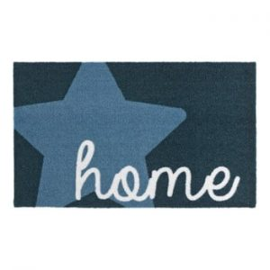 Pres Zala Living Design Star Home Blue, 50 x 70 cm, albastru