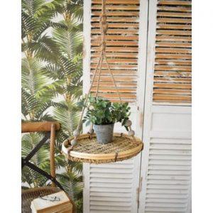 Set 5 suporturi suspendate pentru plante Orchidea Milano Summer, ø 30 cm