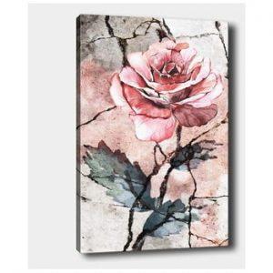 Tablou pe panza Tablo Center Rose, 40 x 60 cm
