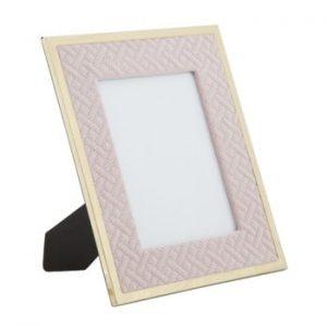 Rama foto Mauro Ferretti Glam, 15 x 20 cm, roz