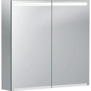 Dulap cu oglinda suspendat Geberit Option reflectorizant 75 cm