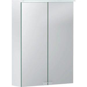 Dulap cu oglinda suspendat Geberit Option Basic alb mat 50 cm