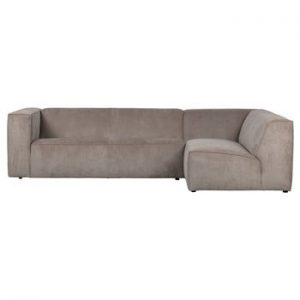 Canapea, colt pe dreapta vtwonen Lazy, bej