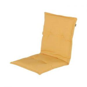 Saltea scaun gradina Hartman Casual, 100 x 50 cm, galben