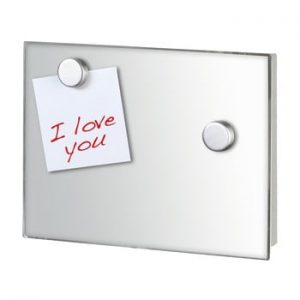 Cutie cu magnet pentru chei Wenko Home, 15 x 20 cm