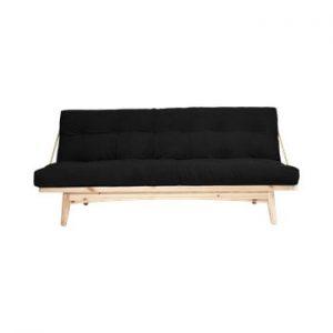 Canapea extensibila Karup Design Folk Raw/Charcoal