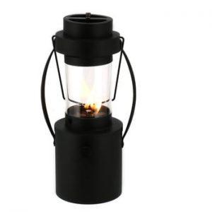 Lampa pe gaz Cosi Rider, inaltime 44 cm, negru