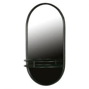 Oglinda metalica de perete BePureHome Make-up