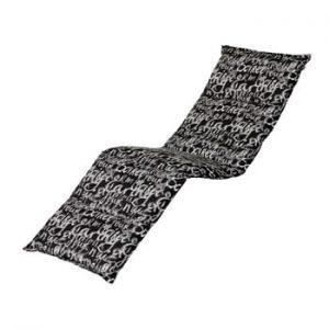 Saltea scaun gradina Hartman Penn, 195 x 63 cm