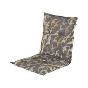 Saltea scaun gradina Hartman Yellow Silvan, 100 x 50 cm