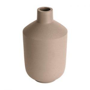 Vaza PT LIVING Nimble Bottle, inaltime 15,5 cm, bej
