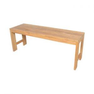 Banca de gradina din lemn de tec Ezeis Moon