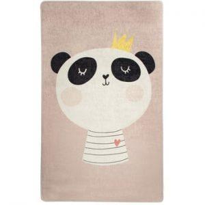 Covor copii King Panda, 100 x 160 cm