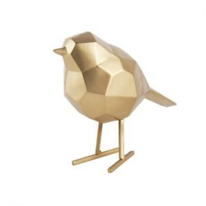 Statueta PT LIVING Bird Small, auriu