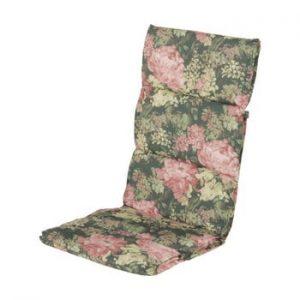 Saltea scaun gradina Hartman Pink Isabela, 123 x 50 cm