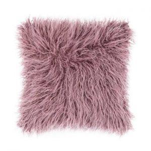 Perna Tiseco Home Studio Mohair, 45x45cm, roz