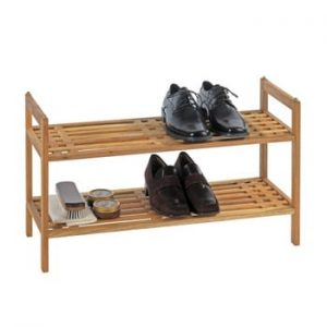 Pantofar din lemn de nuc Wenko Norway, inaltime 40,5 cm