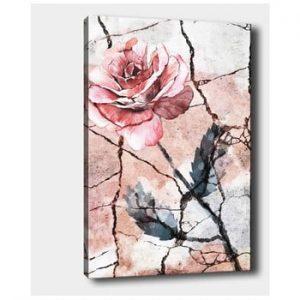 Tablou pe panza Tablo Center Lonely Rose, 40 x 60 cm