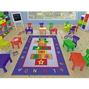 Covor pentru copii Game, 100 x 150 cm