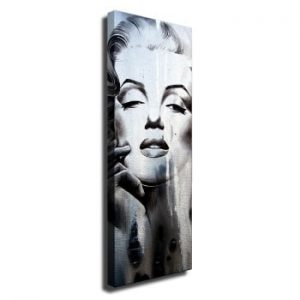 Tablou pe panza Marilyn, 30 x 80 cm