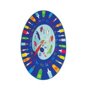 Covor copii Palette, 100 x 160 cm