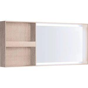 Oglinda cu iluminare LED Geberit Citterio bej 134 cm