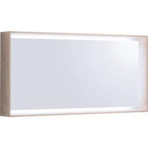Oglinda cu iluminare LED Geberit Citterio bej 119 cm