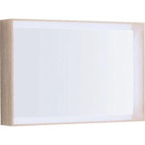 Oglinda cu iluminare LED Geberit Citterio bej 89 cm