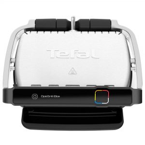 Gratar electric Tefal OptiGrill Elite GC750D30, 12 programe