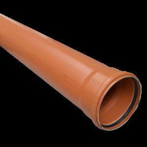 Conducta din PVC SN2 DN 160 mm x 4 m
