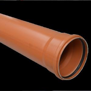 Conducta din PVC SN2 DN 200 mm x 4 m