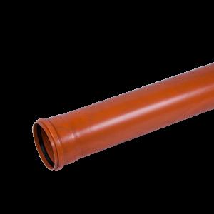 Conducta din PVC SN4 DN 250 mm x 4 m